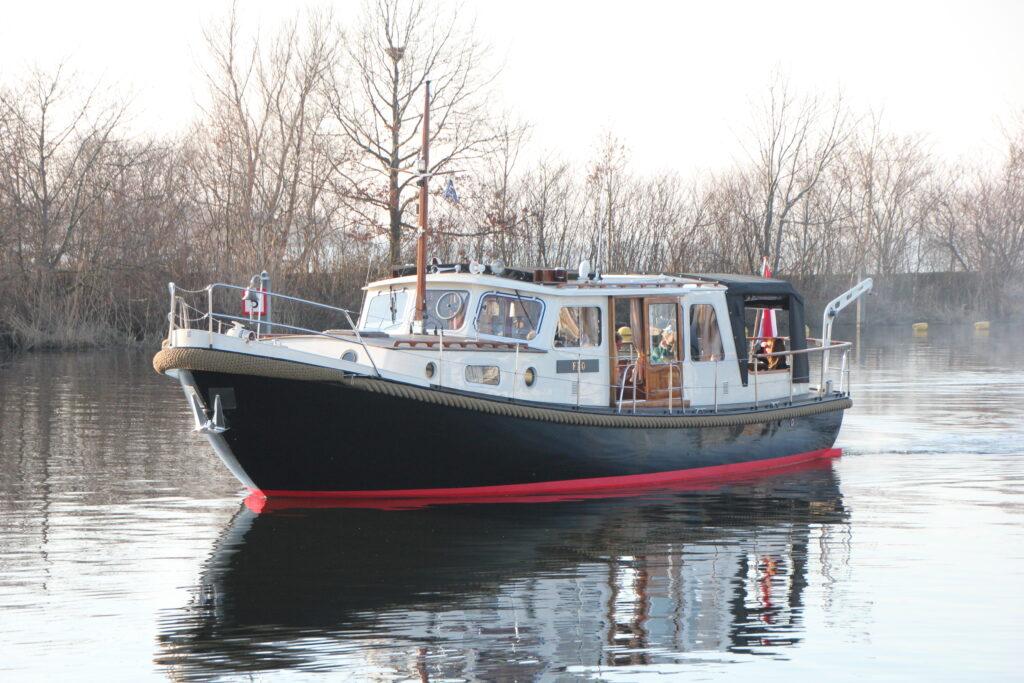 Eendaagse mini-vakantie op Boot Flo - Marine Muiderzand 24 juni